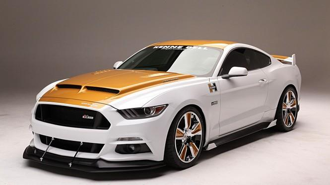 Ford Mustang 750 CV SEMA