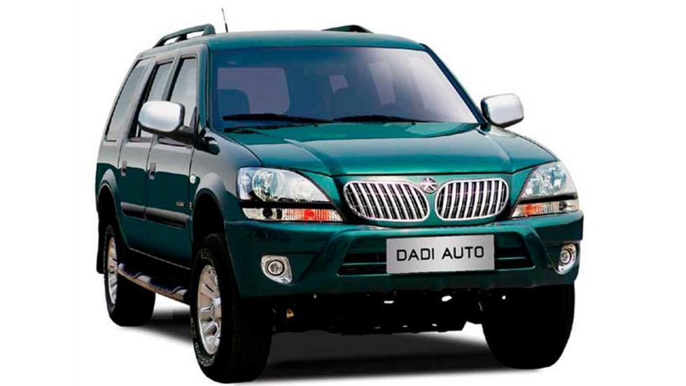 Dadi Auto todo terreno coches chinos copias china lexus