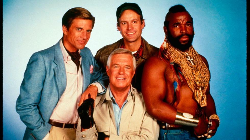 El Equipo A - Serie de los 80