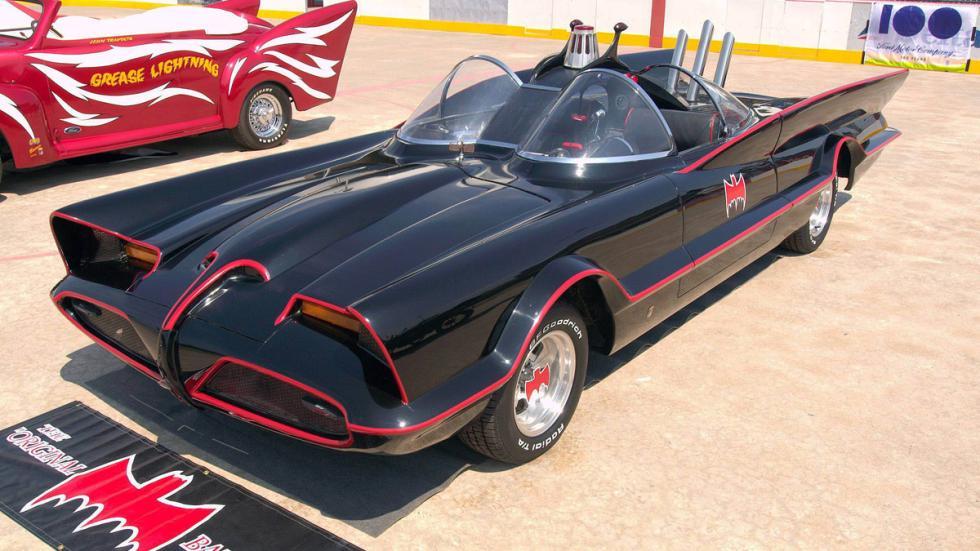 Batmóvil - serie de televisón