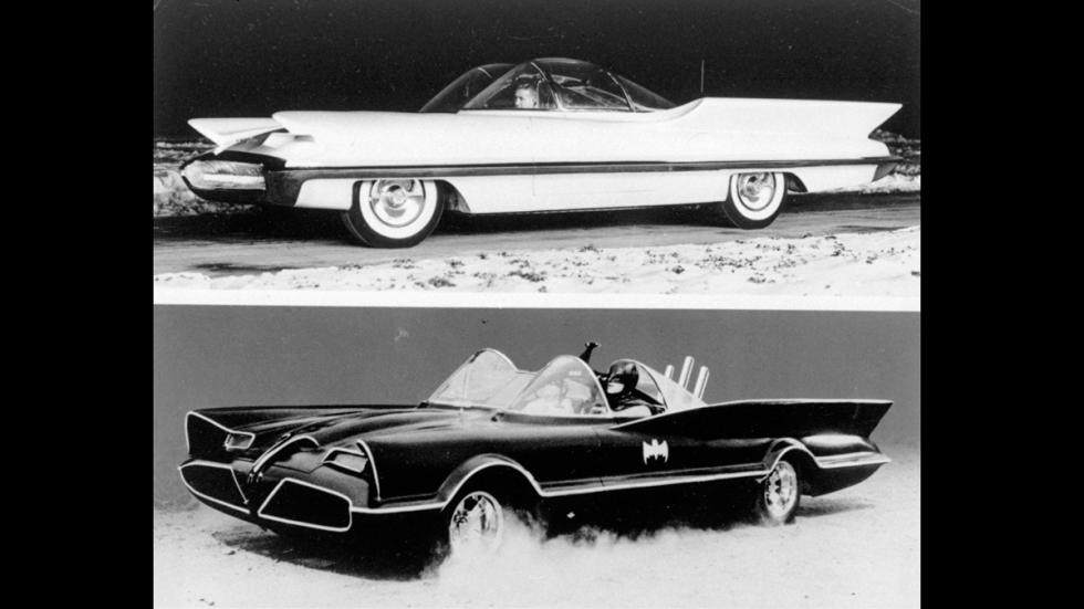 Batmóvil - Lincoln Futura