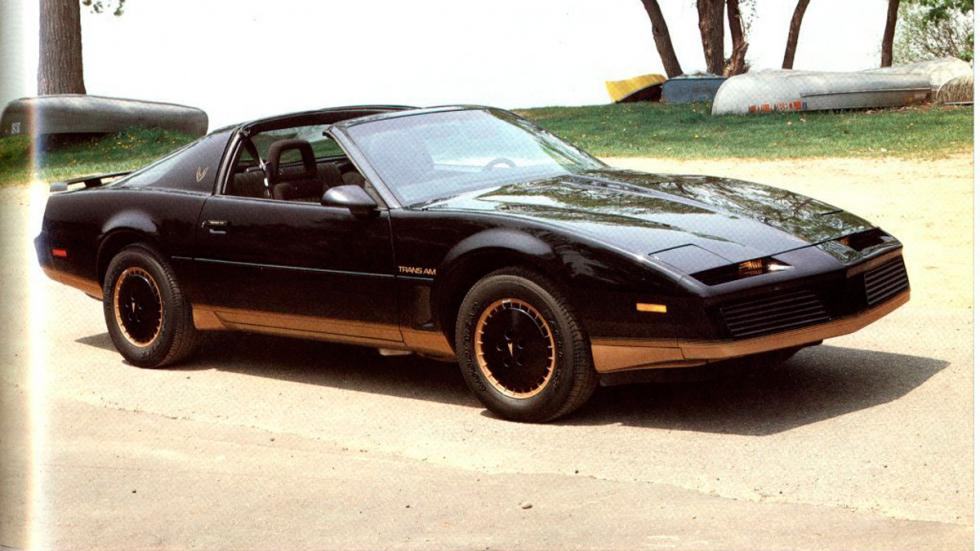 Pontiac Trans Am Recaro Edition
