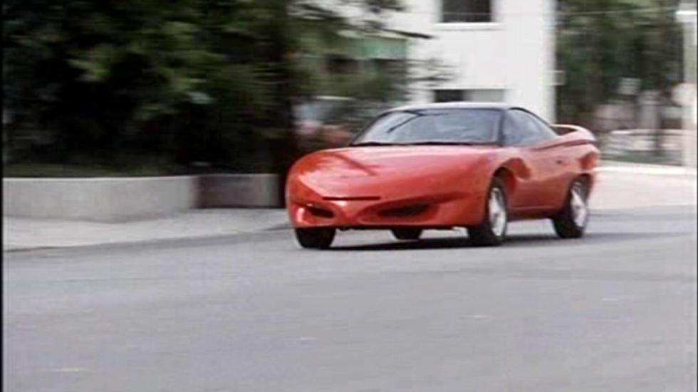 Pontiac Banshee - Knight Rider 2000