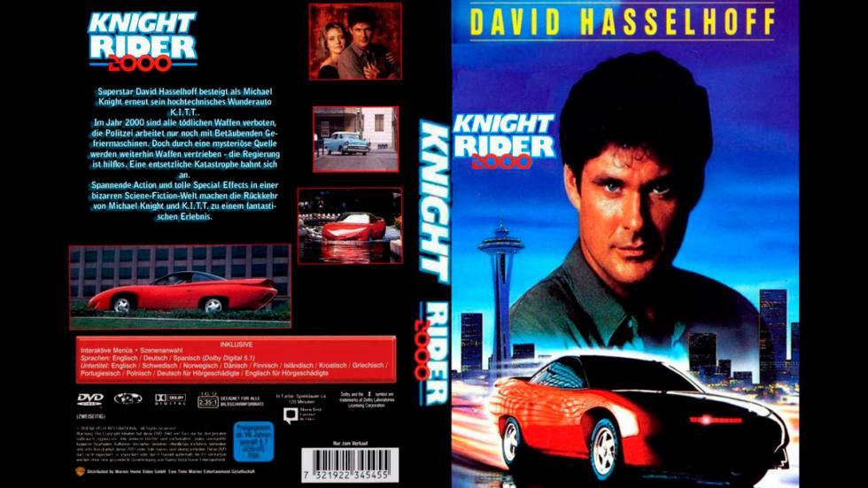 Knight Rider 2000 - película