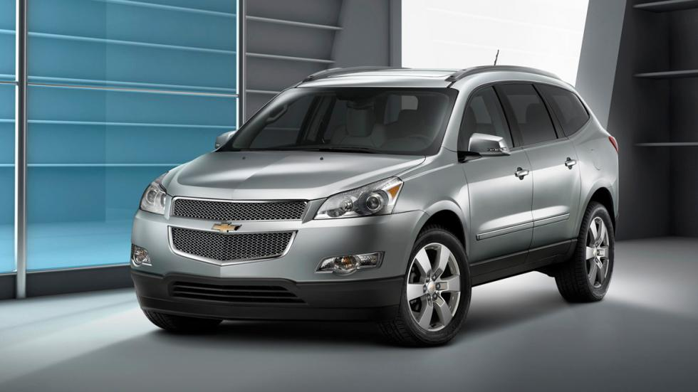 Chin Ho Kelly - Chevrolet Traverse