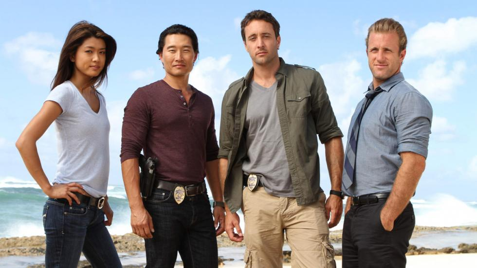 Protagonistas Hawaii Five-0