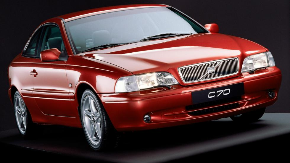 Volvo C70 - The Saint