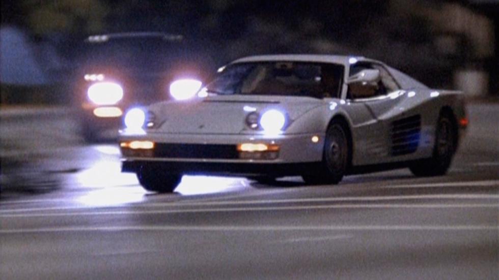 Ferrari Testarossa - Miami Vice