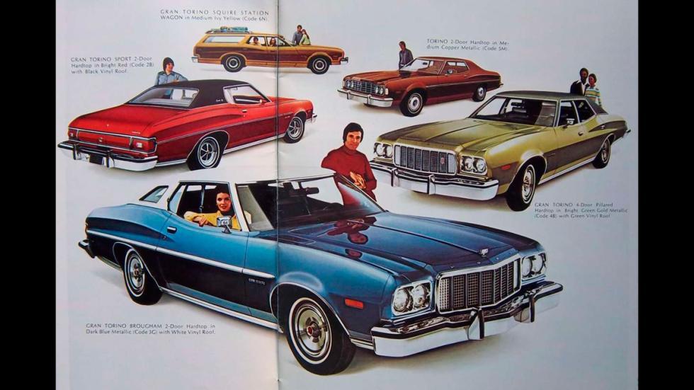 Catálogo de Ford Gran Torino