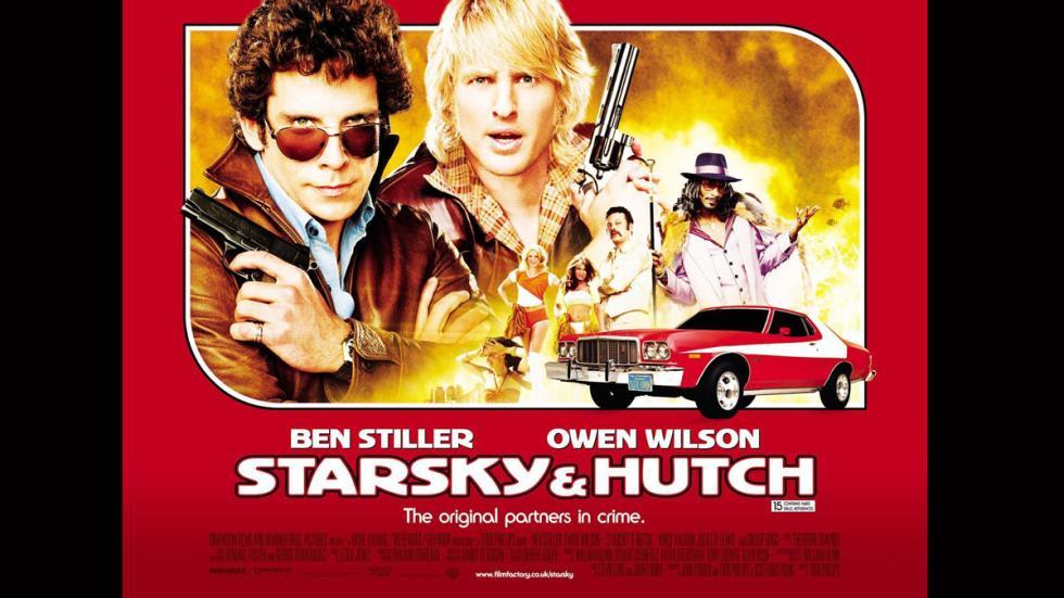 Cartel de la película Starsky & Hutch
