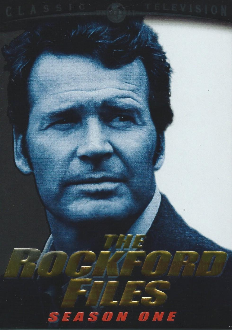 The Rockford Files - portada