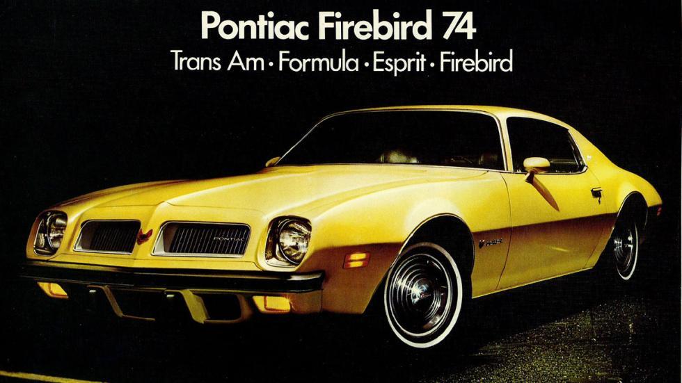 Pontiac Firebird - anuncio