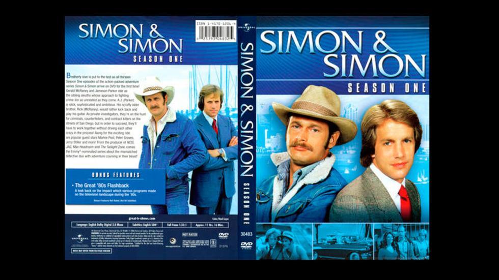 Simon & Simon - portada