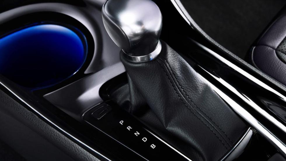 Toyota C-HR 2016 cambio