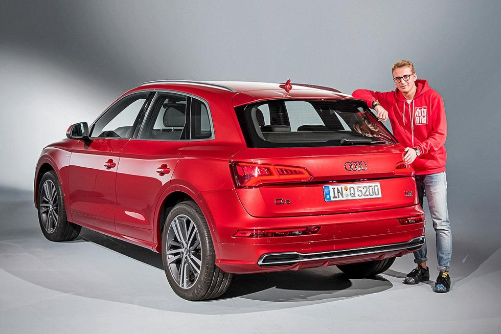 Primera prueba Audi Q5 2017