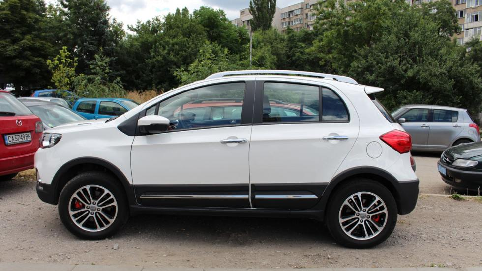 haval h1 lateral