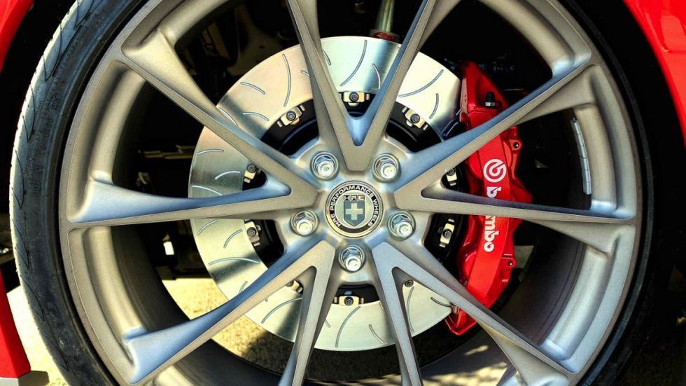 Ford GTT rueda