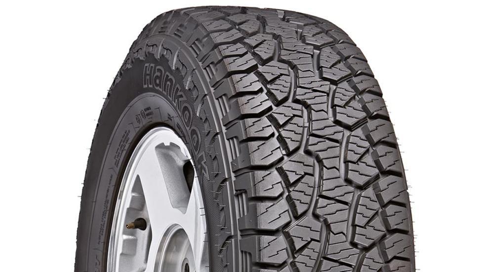 mejores neumáticos 2016 All-Terrain Tires