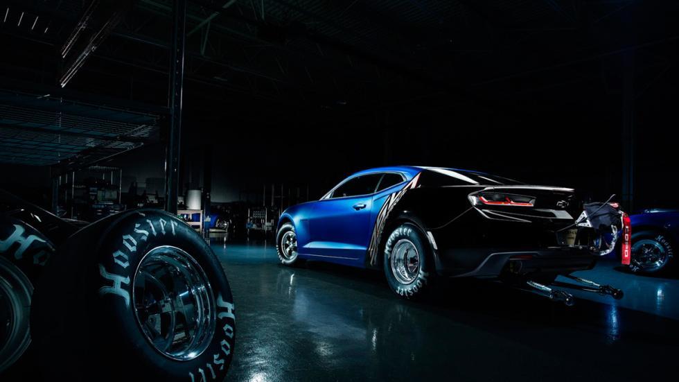 Chevrolet Camaro COPO 2017