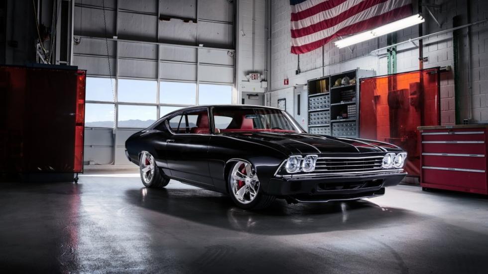 Chevrolet Chevelle Slammer