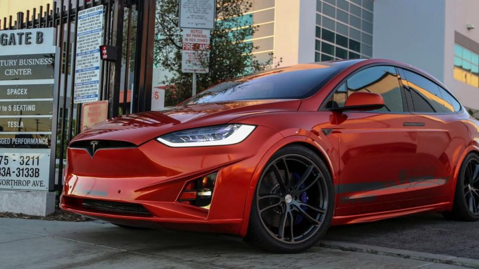 Unplugged Performance Model X frontal