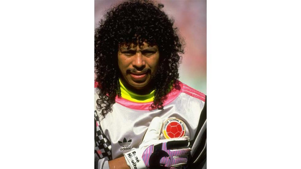 El portero colombiano René Higuita. Foto: Creative Commons