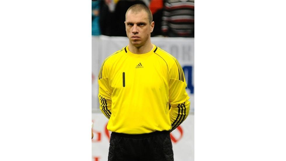 El portero ruso Alexander Filimonov