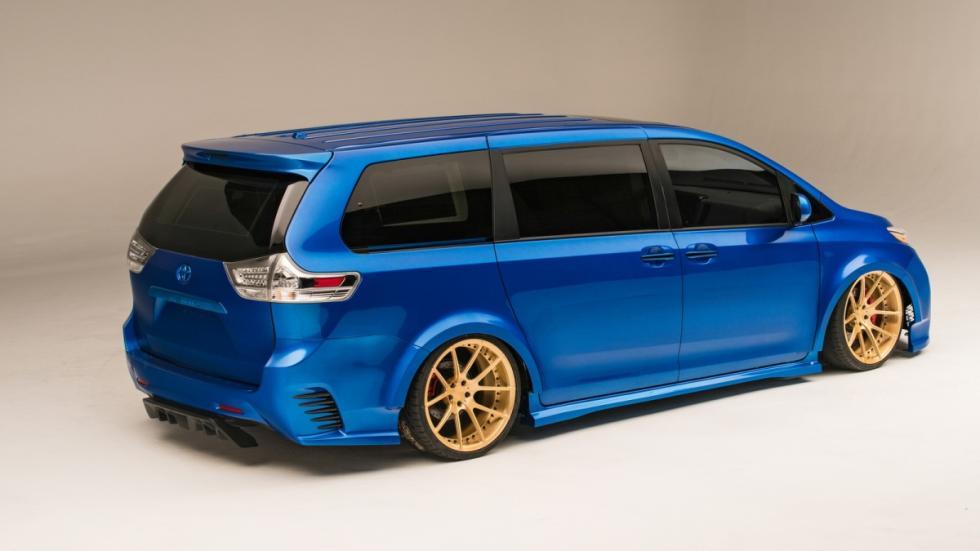Toyota SEMA Show 2016
