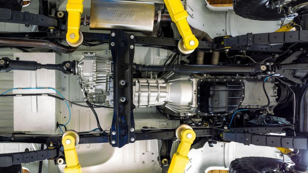 Toyota FJ43 SEMA Show 2016