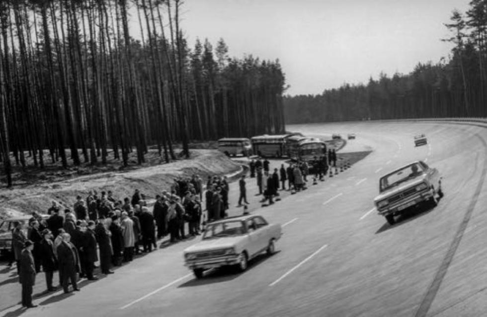 Opel 50 años Dudenhofen