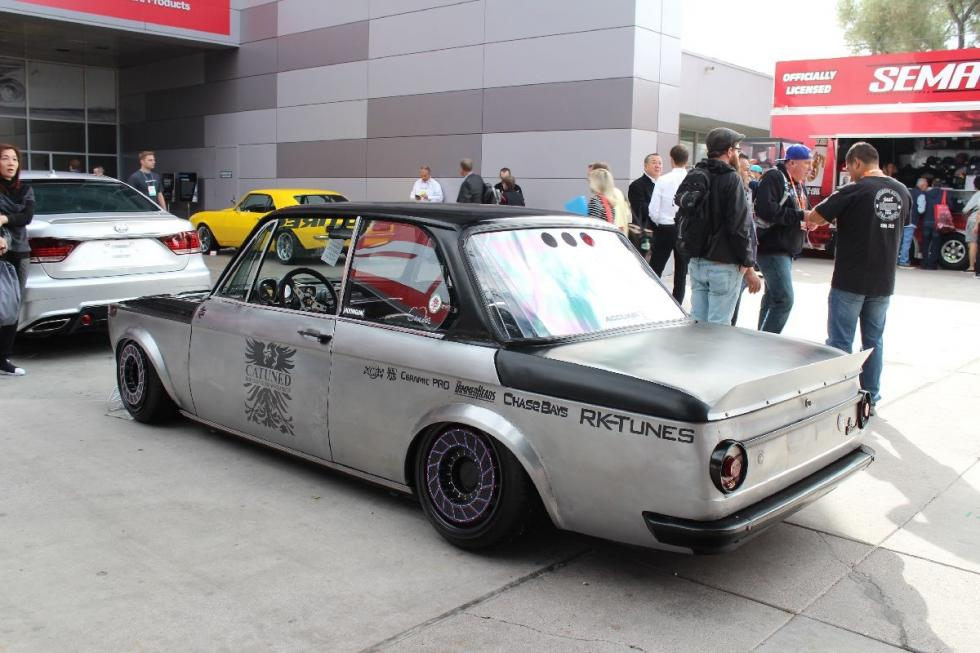 BMW 2002, de la firma Accuair.