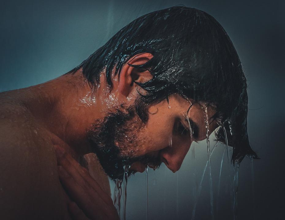 evitar Caída cabello ducha