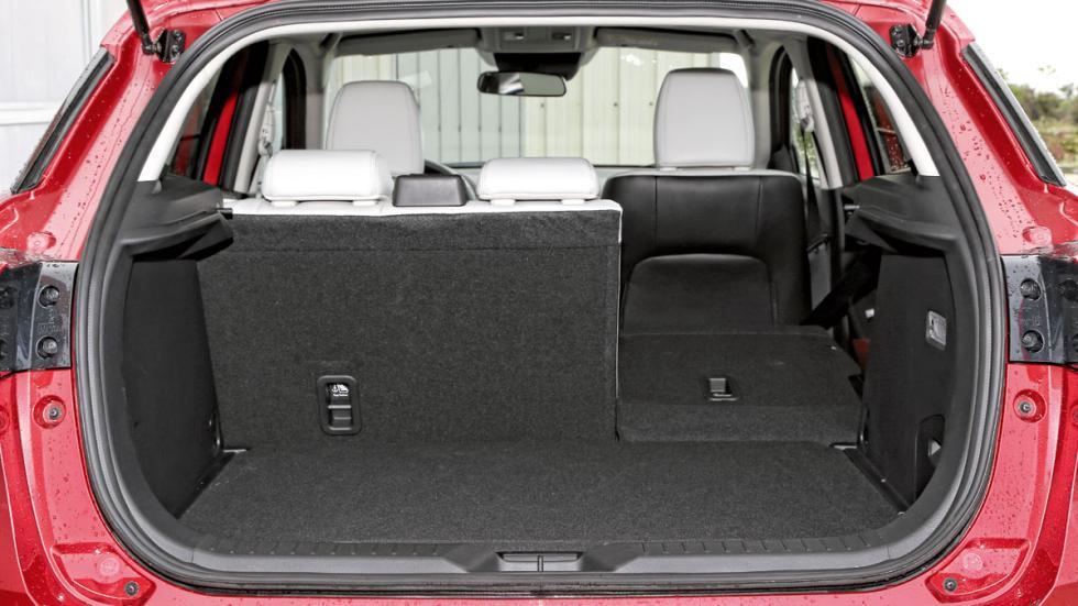 Mazda CX-3 maletero