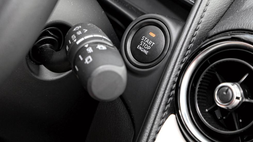 Mazda CX-3 detalle interior