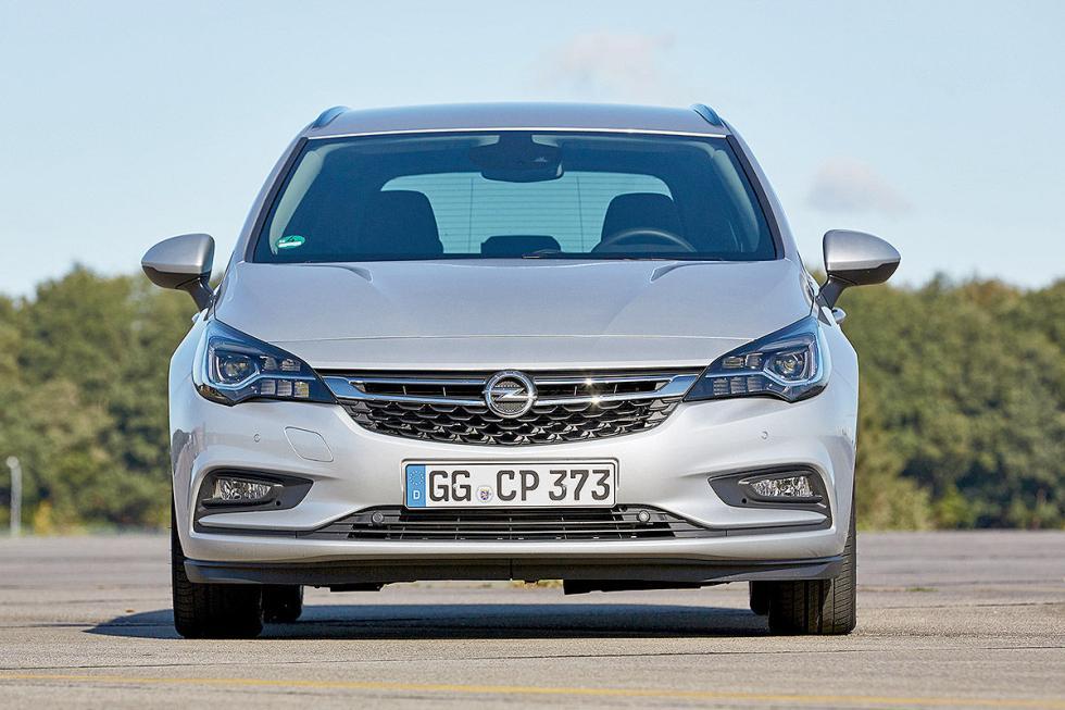 Duelo familiar: Renault Mégane vs Opel Astra y Peugeot 308 ...