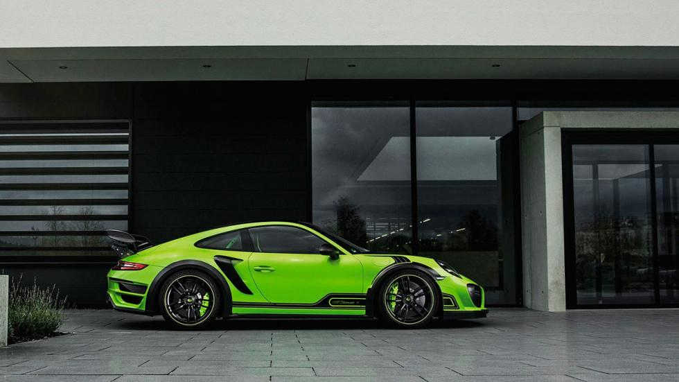 Techart GTstreet R Porsche 911 Turbo lateral