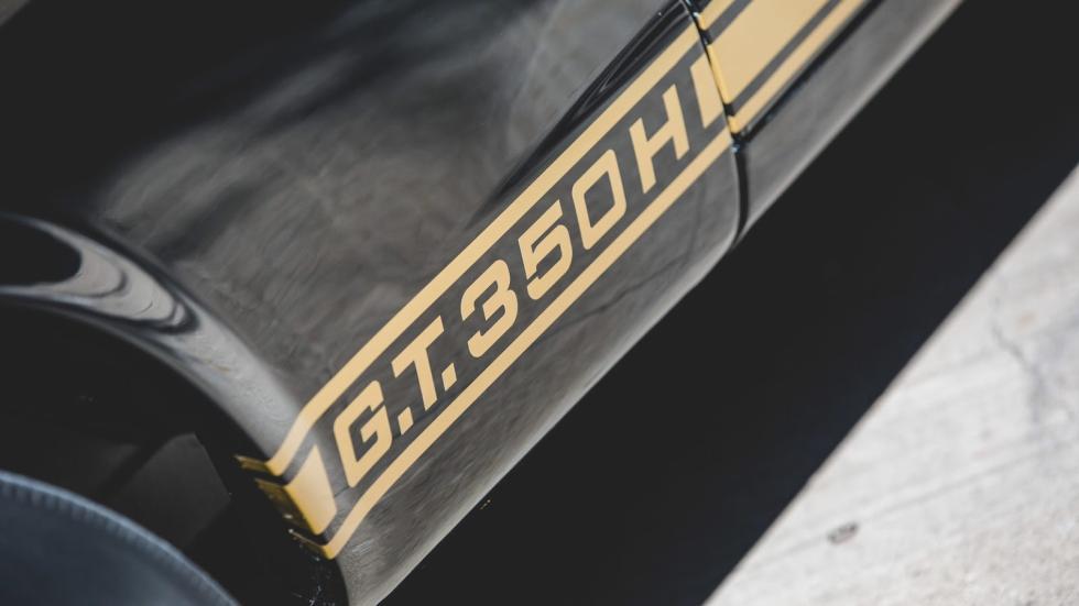 Ford Mustang GT350H Hertz detalle