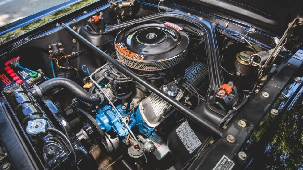 Ford Mustang GT350H Hertz motor