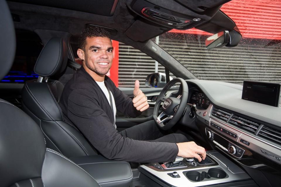 Los Audi de los jugadores del Real Madrid 2016 8