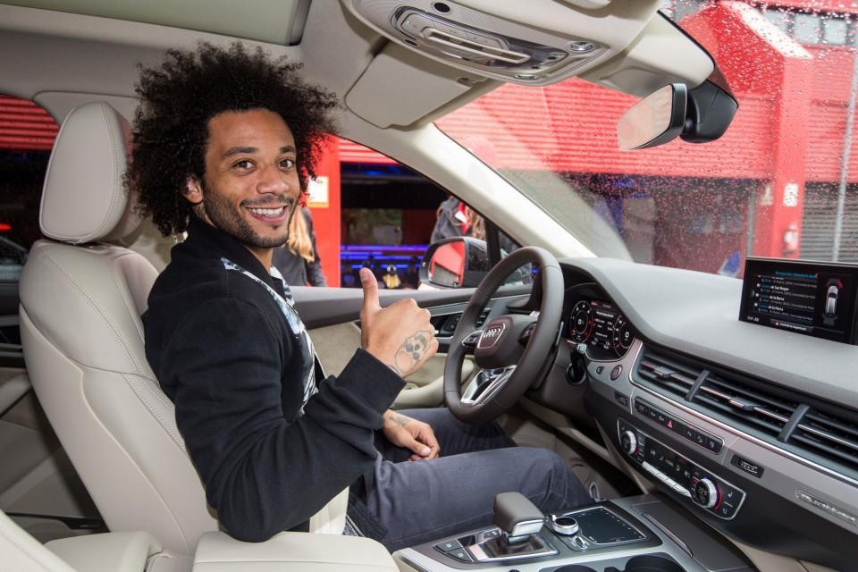 Los Audi de los jugadores del Real Madrid 2016 9