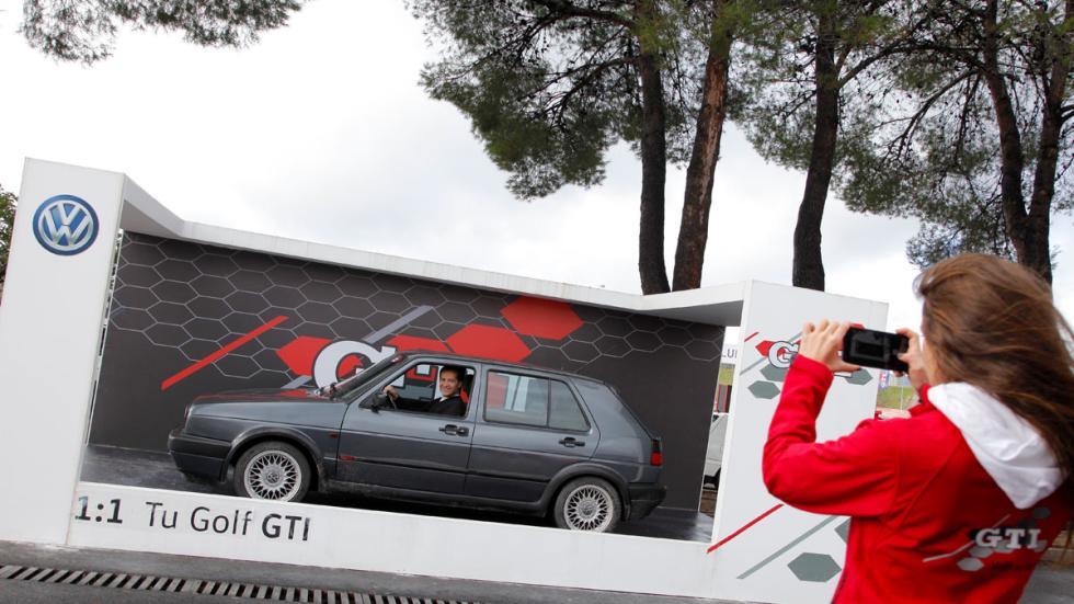 40 aniversario Golf GTI Jarama