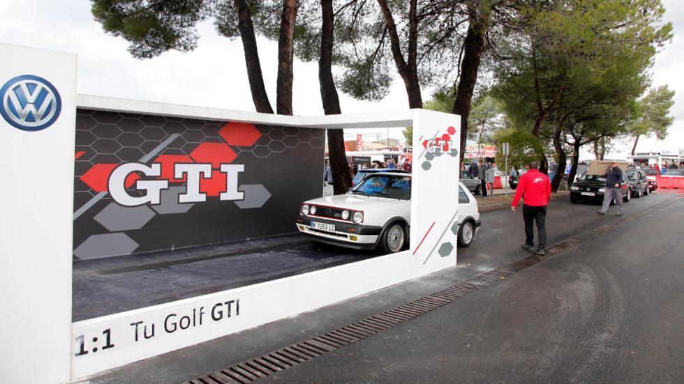 40 aniversario Golf GTI Jarama caja