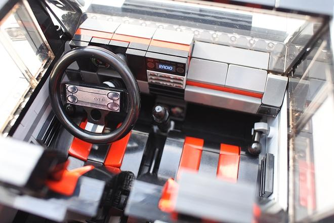 VW Golf GTI Mk1 de Lego 5