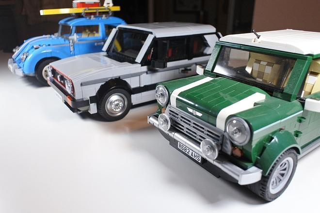 VW Golf GTI Mk1 de Lego 7