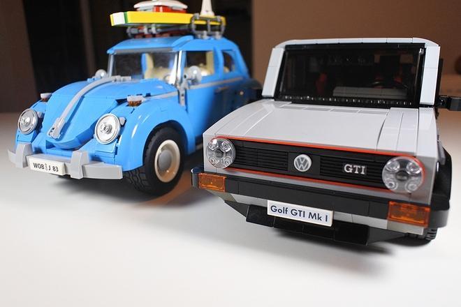 VW Golf GTI Mk1 de Lego 8