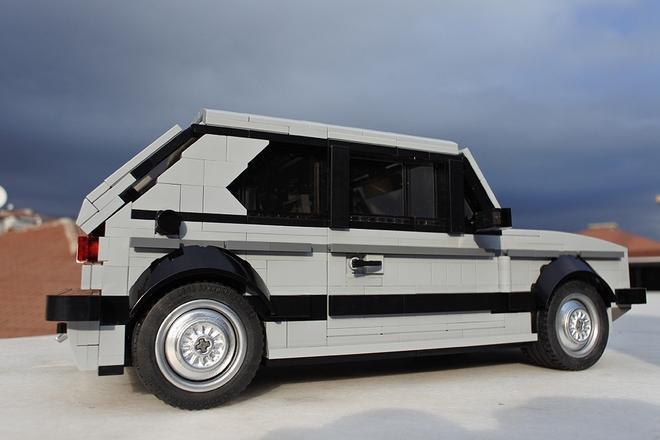VW Golf GTI Mk1 de Lego 11