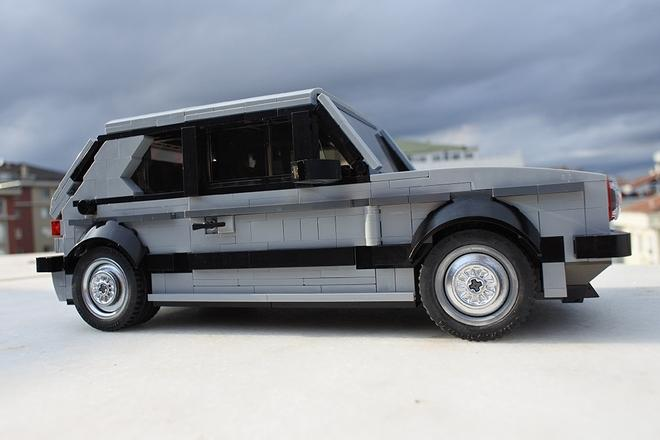 VW Golf GTI Mk1 de Lego 13