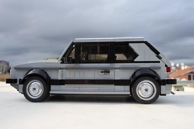 VW Golf GTI Mk1 de Lego 14
