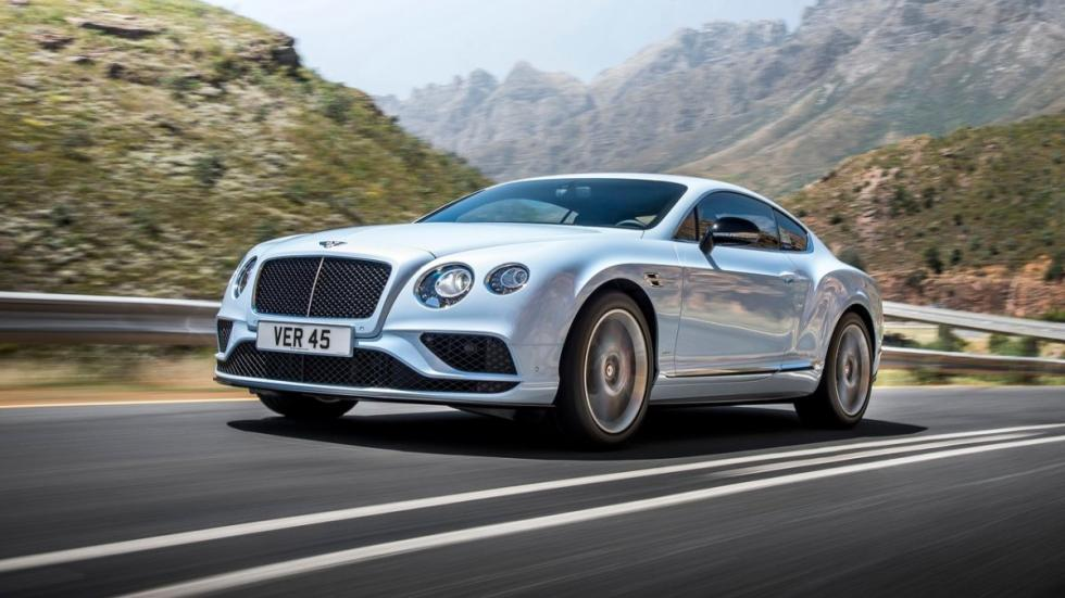 5 virtudes y un defecto Bentley Continental GT