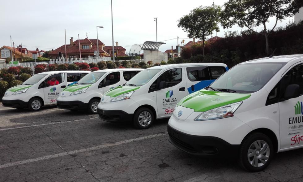 Nissan Zero Emission Tour flota